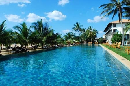 Dovolenka  - Srí Lanka - Jetwing Beach
