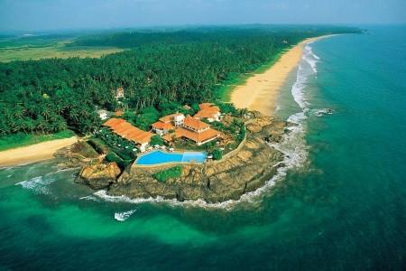 Dovolenka  - Srí Lanka - Saman Villas (Boutique Hotel)