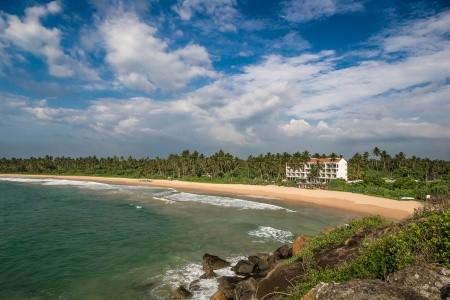 Dovolenka  - Srí Lanka - Shinagawa Beach