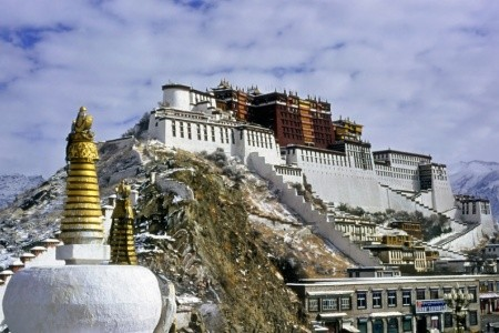 First moment  - Do Tibetu vysokohorskou železnicí