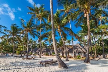 Dovolenka  - Zanzibar - Diamonds Mapenzi Beach