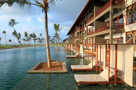 Dovolenka  - Srí Lanka - Anantaya Resort & Spa