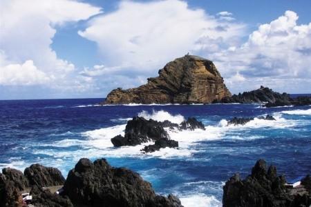 Dovolenka  - Madeira - Turistika a koupání na Madeiře