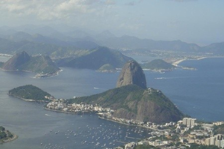 Dovolenka  - Brazília - Dobrodružství v Brazílii