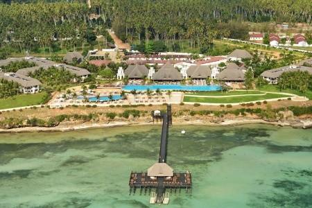 Dovolenka  - Zanzibar - Sea Cliff Resort & Spa *****