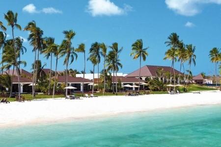 Dovolenka  - Zanzibar - The Residence