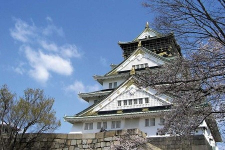 Dovolenka  - Japonsko - VELKÝ OKRUH JAPONSKEM