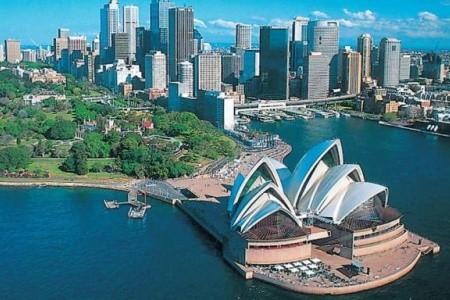 Dovolenka  - Austrália - NAPŘÍČ AUSTRÁLIÍ