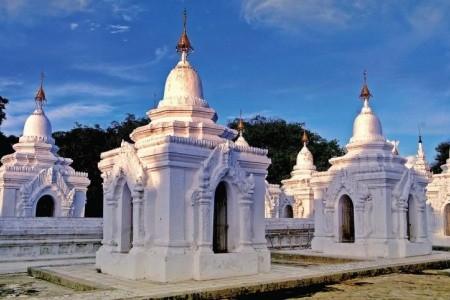 Dovolenka  - Barma - OKRUH BARMOU