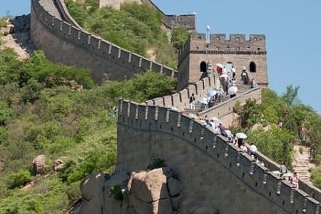 First moment  - Čína, Jak Ji Neznáte