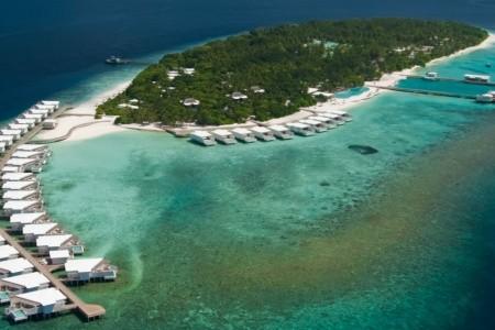 Dovolenka  - Maldivy - Amilla Fushi
