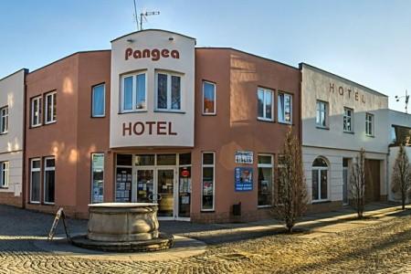 Dovolenka  - Česká republika - Hotel Pangea