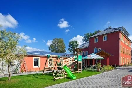 Dovolenka  - Česká republika - Pytloun Travel Hotel - Liberec