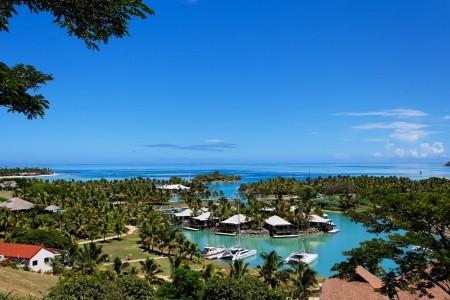 Dovolenka  - Fidži - Musket Cove Island Resort & Marina