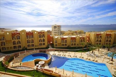 Dovolenka  - Jordánsko - Marina Plaza