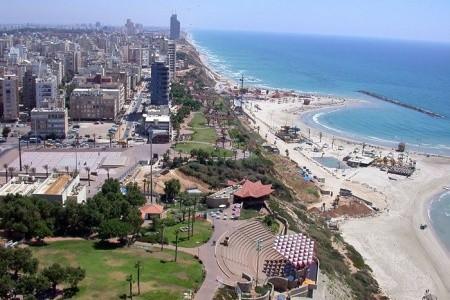 Dovolenka  - Izrael - Kikar Boutique Hotel, Netanya