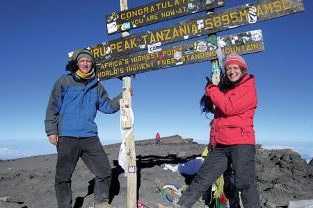 Dovolenka  - Tanzánia - Kilimandžáro cestou Machame