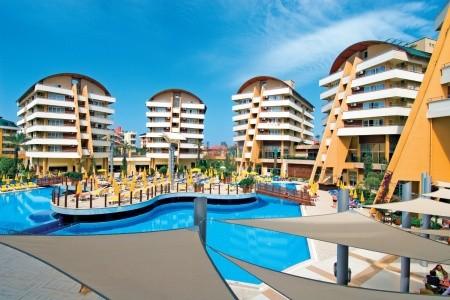 Dovolenka  - Turecko - Alaiye Resort