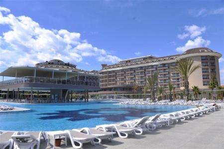 Dovolenka  - Turecko - Sunmelia Beach Resort & Spa