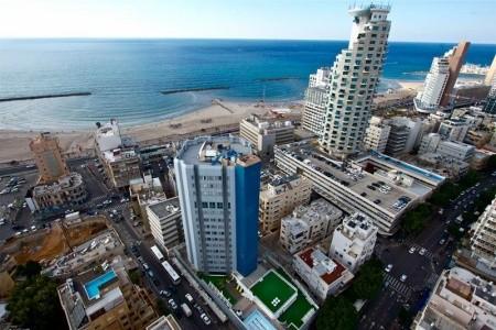 Dovolenka  - Izrael - Tel Aviv (Metropolitan) Víkend