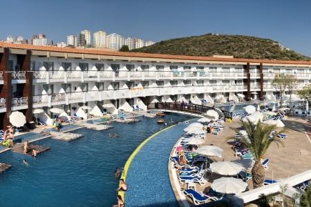 Dovolenka  - Turecko - Ephesia Holiday Beach Club