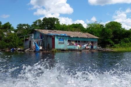 Dovolenka  - Přírodní krásy Brazílie - od Ria k Amazonii