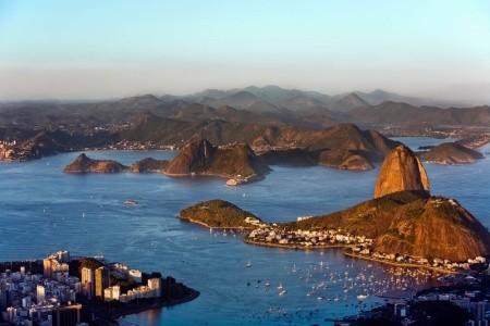 Dovolenka  - Brazília - Velká cesta Brazílií