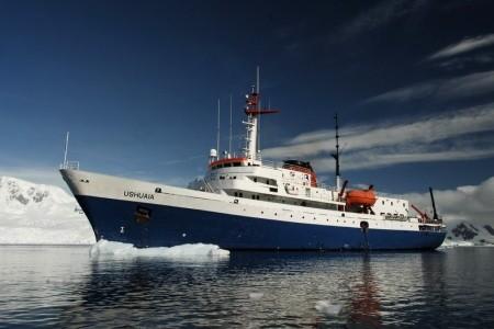 Dovolenka  - Antarktída - Klasická Antarktida