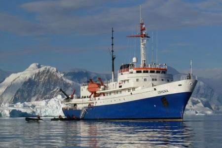 Dovolenka  - Antarktída - Výprava Do Weddellova Moře
