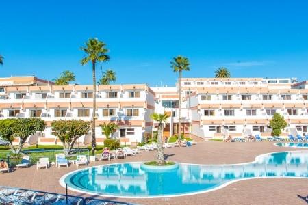 Dovolenka  - Maroko - Hotel Club Almoggar