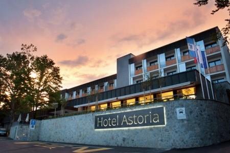 Dovolenka  - Slovinsko - Hotel Astoria