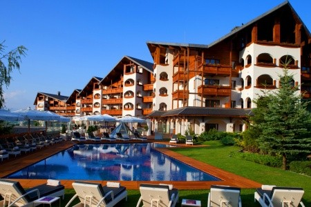 Dovolenka  - Bulharsko - Kempinski Hotel Grand Arena