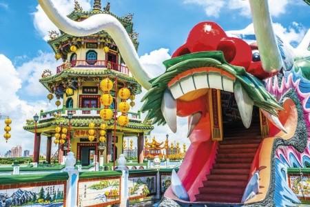 Dovolenka  - Čína - Nádherný ostrov Taiwan