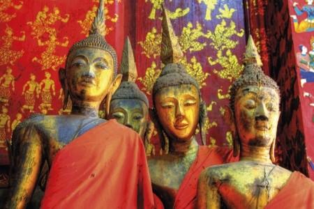 Dovolenka  - Kambodža - Za kouzlem Indočíny - Kambodža, Laos a Vietnam