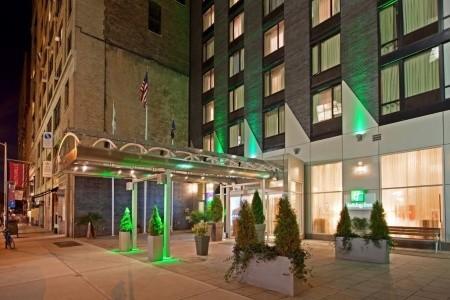 Dovolenka  - USA - Holiday Inn Manhattan 6Th Avenue