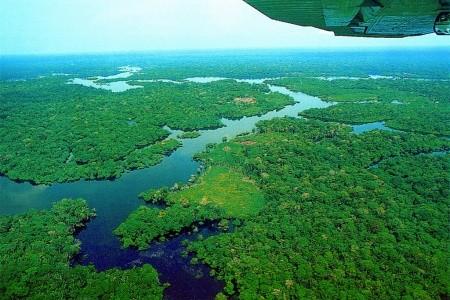 Dovolenka  - Brazília - Rio de Janeiro a Amazonie