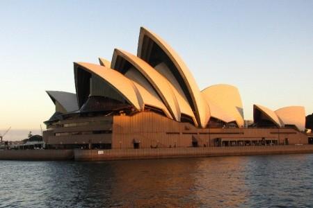 Dovolenka  - Austrália - 2 tváře Austrálie