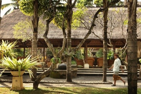 Dovolenka  - Bali - Puri Santrian