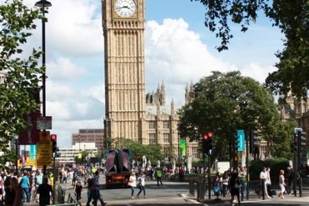 Dovolenka  - Londýn od A po Zet