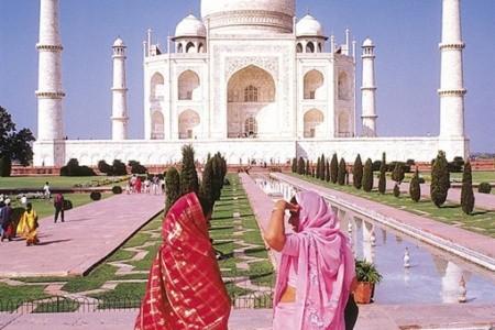Dovolenka  - India - Indický trojúhelník