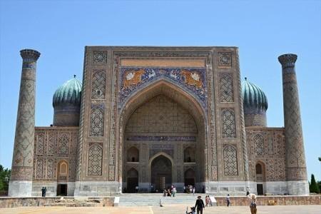 Dovolenka  - Uzbekistan - Uzbekistán - Hedvábná stezka