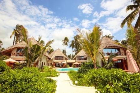 Dovolenka  - Zanzibar - Jambiani Villas Zanzibar