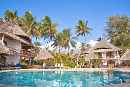 Dovolenka  - Zanzibar - Waridi Beach Resort & Spa