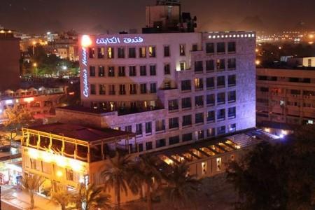 Dovolenka  - Jordánsko - Captain´s Hotel
