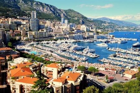 Last minute - Antibes, Monte Carlo, Monako