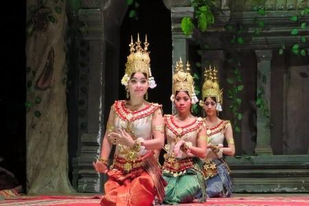 Dovolenka  - Kambodža - Královská Kambodža