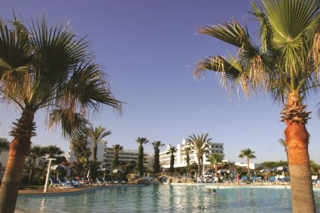 Dovolenka  - Cyprus - Adams Beach Hotel