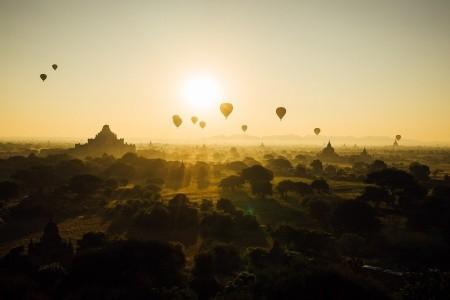 Dovolenka  - Barma - Barma pro náročné