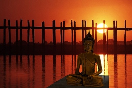 Dovolenka  - Barma - Barma s odpočinkem