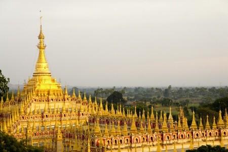 Dovolenka  - Barma - Zlatá Barma